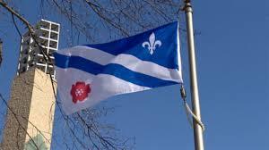 drapeau franco-albertain